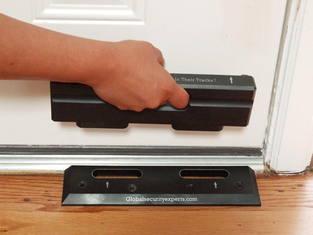 OnGARD Front Door Security | Door Barricades | Door Jammers ...